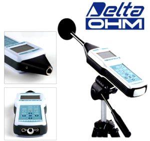 fonometro Delta Ohm